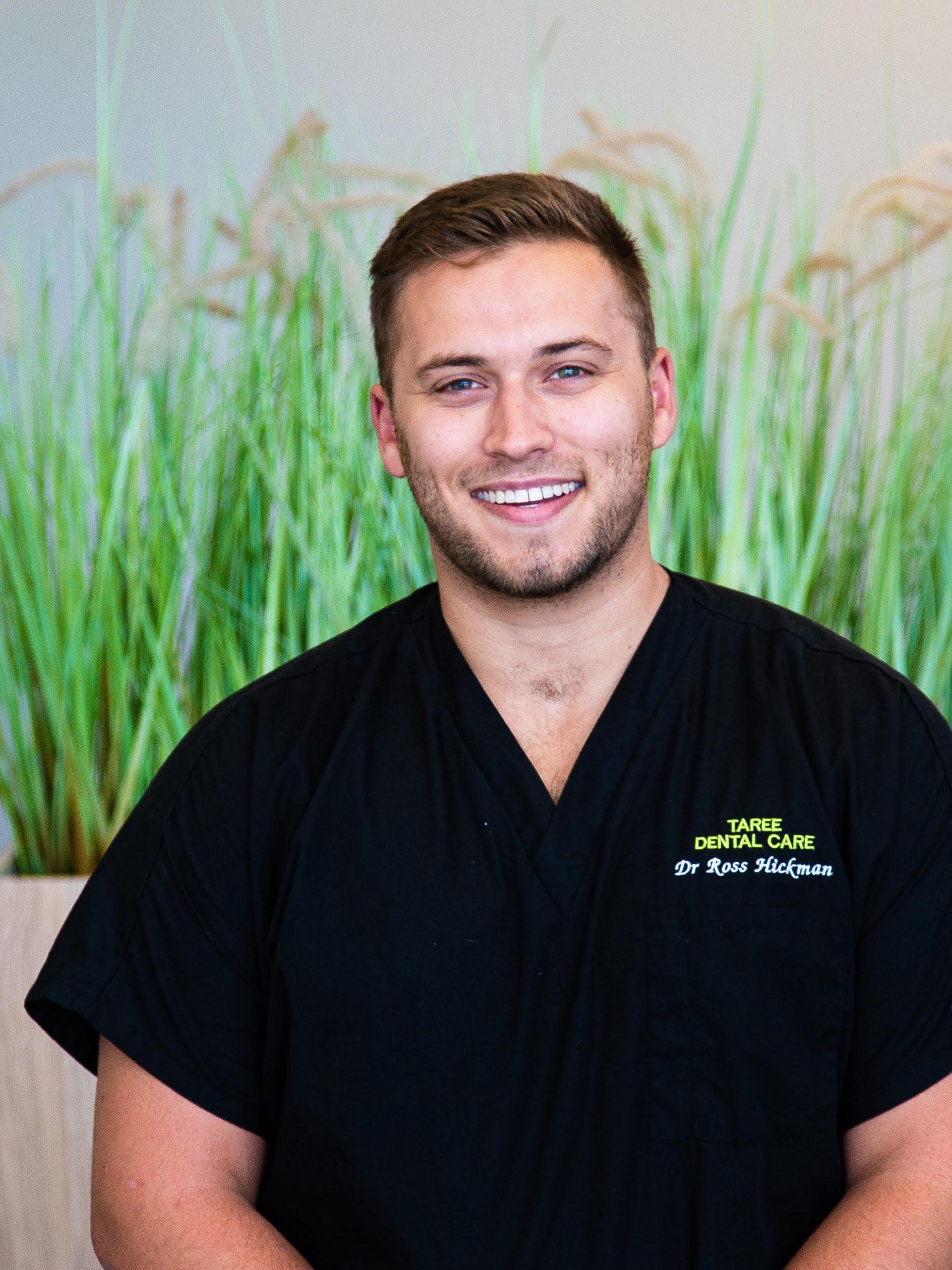 Dr Ross Hickman